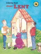 Colouring Books - Lent