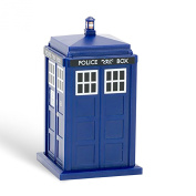 Doctor Who Bottle Opener Tardis with Sound from the Series Gift Licenced 9x5x5cm Blue
