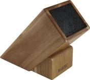 Sabatier Maison Universal Acacia Wood Knife Block