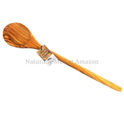 Olive Wood Spoon by Naturally Med