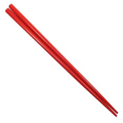 Pair Of Red Lacquered Chopsticks