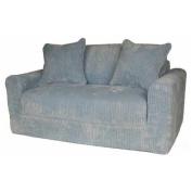 Fun Furnishings Chenille Sofa Sleeper