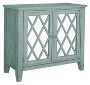 Standard Vintage Accent Console In Blue