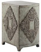 Penelope Grey Accent Cabinet