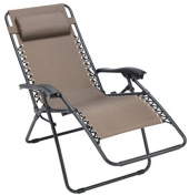 Living Accents F53250-1BKOX64 Relaxer Chair, Multi-Position