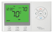 White Rodgers Thermostats 7-Day Universal Programmable Thermostat with Home/Sleep/Away Presets Whites UP300