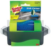 3M COMPANY Kitchen Sink No-Scratch Sponge & Corner Caddy