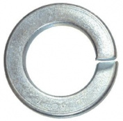 Hillman No. 10 Split Lock Washer Zinc Plated Steel 30 / Card