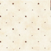 Brewster FFR09065 Sand Barn Star & Sprigs Wallpaper