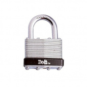 Do it Laminated Steel Padlock 2.5cm - 1.9cm LAMINATED PADLOCK