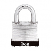 Do it Laminated Steel Padlock 3.8cm