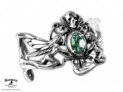Alchemy Gothic A69 - La Fleur de Baudelaire -Bracelet