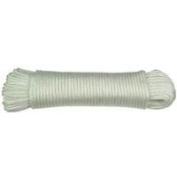 Ben-Mor Clothesline Poly Wht 3/16X100F 60013
