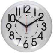 Springfield 90057 Big and Bold Clock, 33cm