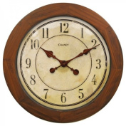 Chaney Instruments 46077 Acurite 41cm Wood Wall Clock