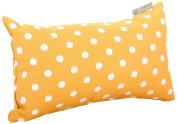 Majestic Home Goods Dot Small Pillow - Citrus Ikat