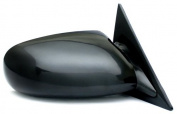 Ipcw Cmr-94S10 Black Sportage Style Manual Side Mirror - Pair