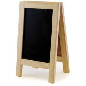 Multicraft Imports Chalkboard/Cork Easel, 15cm by 25cm