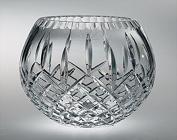 Majestic Gifts PL-120-5 Plaza 13cm . Crystal Rose Bowl