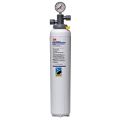 3M Water Filtration Products Filter System, Model ICE190-S, 204412.1l Capacity, 5 gpm Flow Rate, 0.2 Micron