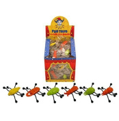 24 x Window Bugs Walkers - REFERENCE PBF077