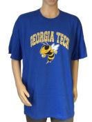 Georgia Tech Yellow Jackets Victory Blue Calvin Johnson #21 Player T-Shirt