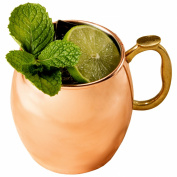 Select Home Copper-Plated Moscow Mule 590ml Drinking Mug
