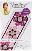 Eleanor Burns Patterns-Flower Power Tablerunner
