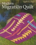 Quilt In A Day-Modern Migration Quilt