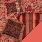 Comforter Set Mulberry Cotton Queen Size Waverly | Renovator's Supply