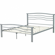 Hanover HBEDMID-TN Midtown Twin Metal Bed Frame