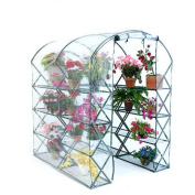 1.8m H x 1.2m W x 1.8m D Harvest House Pro Greenhouse