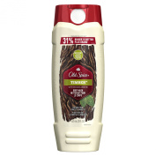 Old Spice Fresher Collection Timber Scent Men's Body Wash, Timber, 21 Fluid Ounce