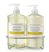 Williams Sonoma Hand Soap and Lotion Set
