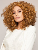 UPTOP Hair ® Synthetic Full Wig, Medium Length, Tight curl or Kinky curly Synthetic Hair Wig for Black Women
