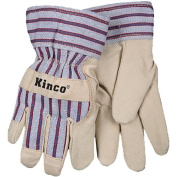 Kinco International 1927 Y Youth Synthetic Leather Palm Gloves - Quantity 1