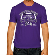 TCU Horned Frogs The Victory 2014 Big 12 NCAA Football Champs T-Shirt