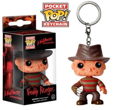 Funko A Nightmare on Elm Street Pocket POP! Movies Freddy Krueger Keychain