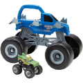 Toys R Us Exclusive Hot Wheels Monster Jam Colossal Carrier Vehicle