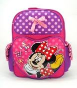 Backpack - Disney - Minnie Mouse - Lucky Bag (Large School Bag) New 619213
