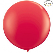 90cm Red Party Latex Balloon Decorations