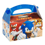 Sonic Boom Empty Favour Boxes