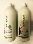 Matrix Biolage Ultra Hydrasource Shampoo + Conditioner Set of Two (1000mls each