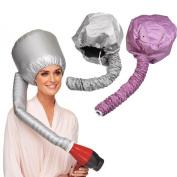 DATON Travel Home Portable Soft Hood Bonnet Attachment Haircare Salon Hair Dryer