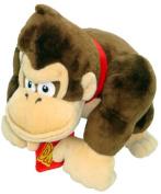 Nintendo 23cm Donkey Kong Cute Soft Plush Toy