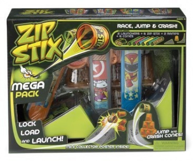 Hog Wild ZipStix Mega Pack