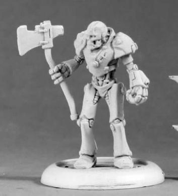 RPR50313 Tin Man Miniature Wild West Wizard of Oz Chronoscope Reaper Miniatures