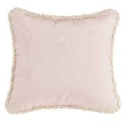 Glenna Jean Contessa Pillow, Pink Moiré