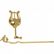 Grover-Trophy Brass Marching Lyres Trombone 1.4cm . Clamp