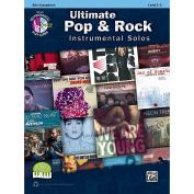Alfred Ultimate Pop & Rock Instrumental Solos Alto Sax